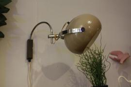 Vintage boog wandlamp
