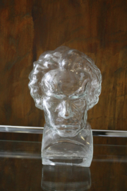Glazen hoofd Beethoven
