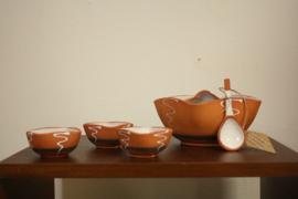 Terracotta pindaset