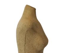 Paspop touw-vlechtwerk