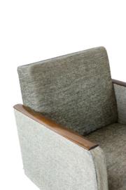 """Vintage fauteuil """"Ronsberg""""   2 fauteuils beschikbaar"""