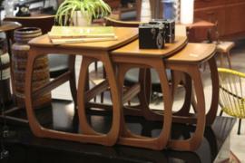 Nesting tables G-Plan