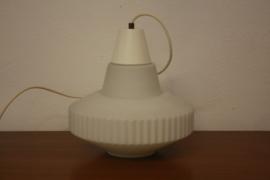 Melkglazen hanglamp