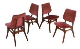 """Set van 4 eetkamerstoelen """"Palmstad"""""""