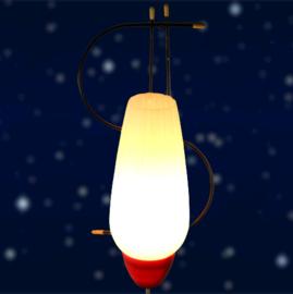 Wandlampje jaren '50