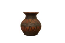 Terracotta vaasje