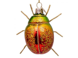 Red / green scarab