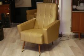 Set van 2 vintage fauteuils