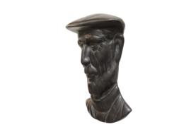 Wandhoofdje 'Man of Aran'