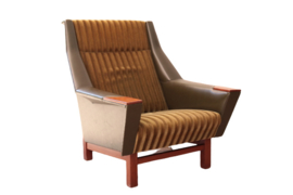 Groene fauteuil (2 beschikbaar)
