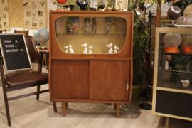 Vintage wandkast(je)