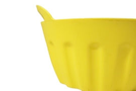 Plastic bloemenmandje 'Sunflower'