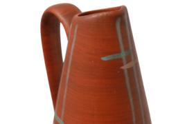 Terracotta vaas 3/20