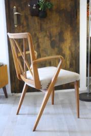 Set van 4 Poly Z stoelen van A.A. Patijn