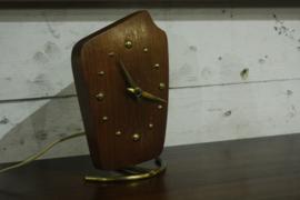Jaren '50 electronische Wuba klok