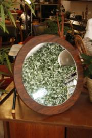 Vintage ronde spiegel