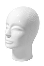Klein formaat koptelefoon-hoofd