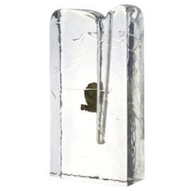 Solifleur vaasje 'Atelier Weiss-Glas Handwork'