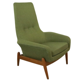 Bovenkamp fauteuil Kofod IB Larsen 'Veerst'