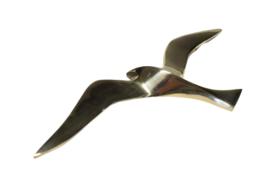 Messing meeuw (20 cm)