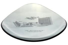 Rookglas schaaltje 'De Buitenhof'