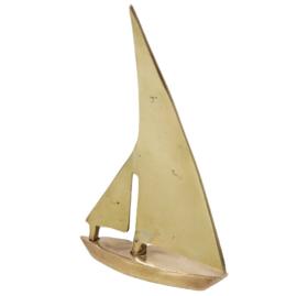 Messing zeilboot