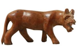 Houten panter