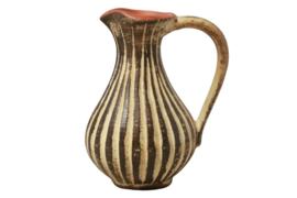 Terracotta vaasje 'Maki'
