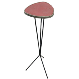 Plantentafel rood - hoogte 72 cm