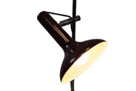 Vloerlamp 2 spots