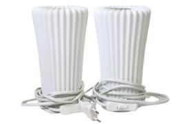 Set van twee bedlampjes