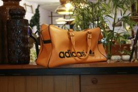 Oranje Adidas tas