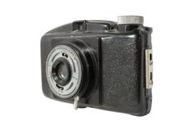 Bakeliet fotocamera 'Dufa zavody Praga' (1937)