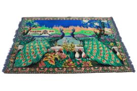 Kleed 'Pavo' | 118 x 180 cm