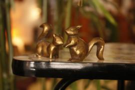 Messing eekhoorntjes