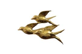 Messing wandvogels