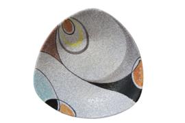 Schaal / bord 'Flora'