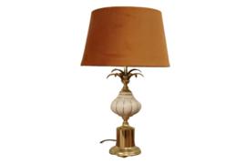 Hollywood regency tafellamp