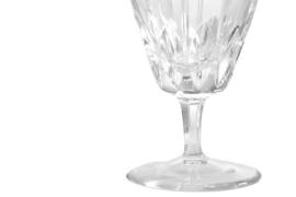 Kristal sherryglas