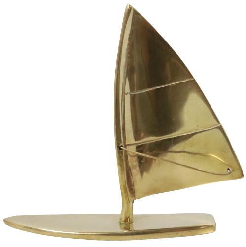 Messing surfplank