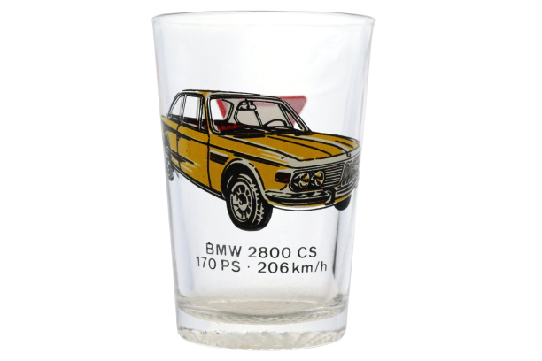 Limonadeglas 'BMW 2800 CS'