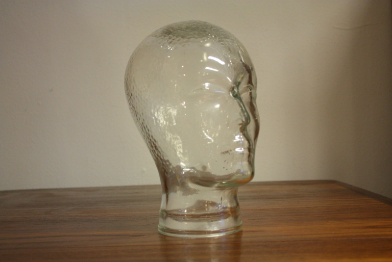 Glazen hoofd
