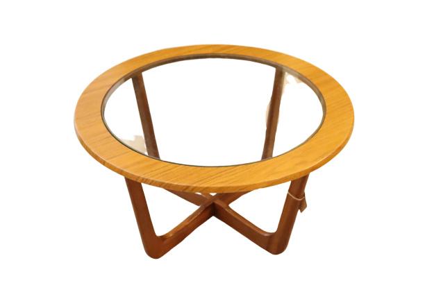 Beste Vintage salontafel rond | • Sold items | Misceaup The Treasure Hunters FU-76
