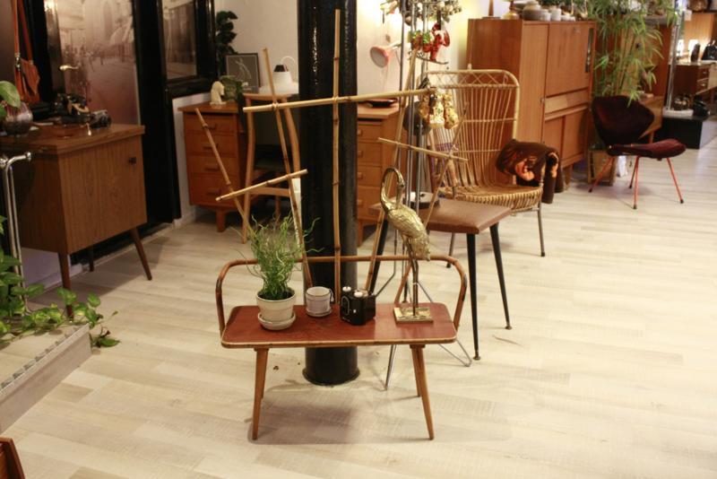 Vintage plantentafel