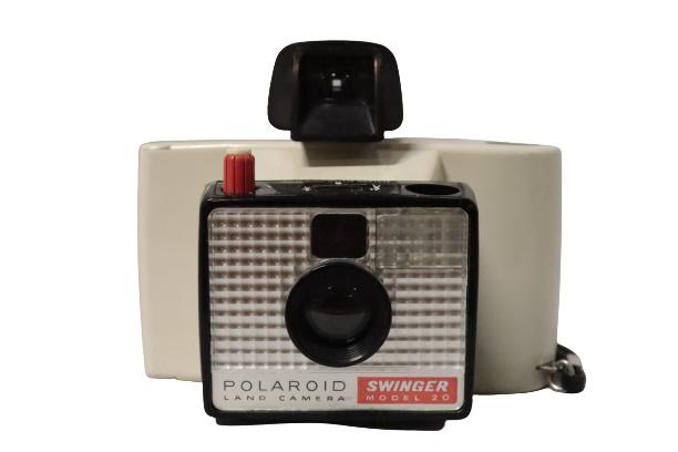 Fotocamera 'Polaroid Swinger'