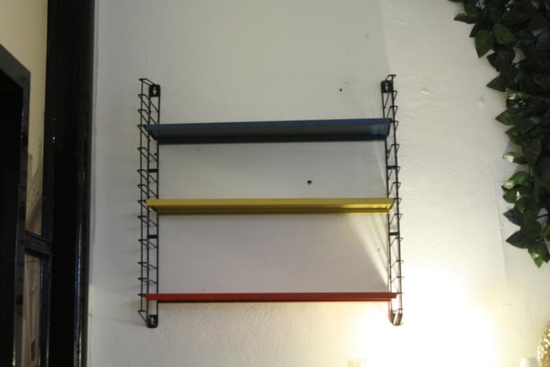 Tomado wandrek | rood - geel - blauw