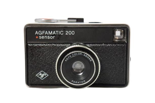 Fotocamera Agfa 'Afgamatic 200 sensor'