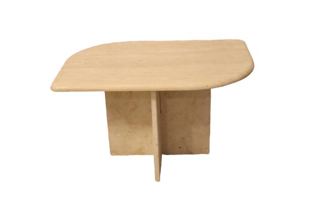 Travertin tafeltje