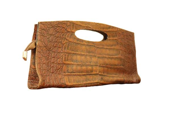 Vintage clutch