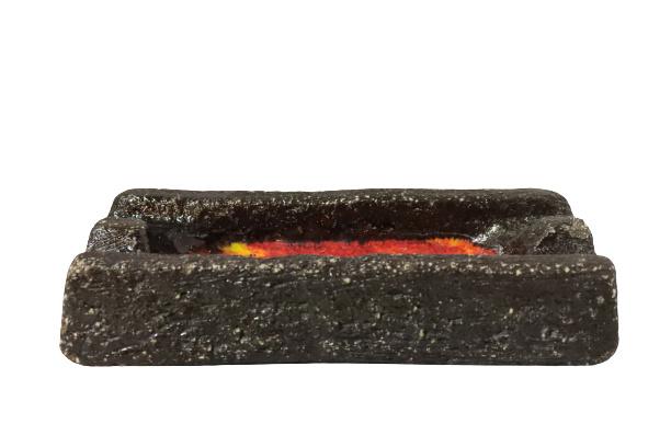 Asbak 'lava'